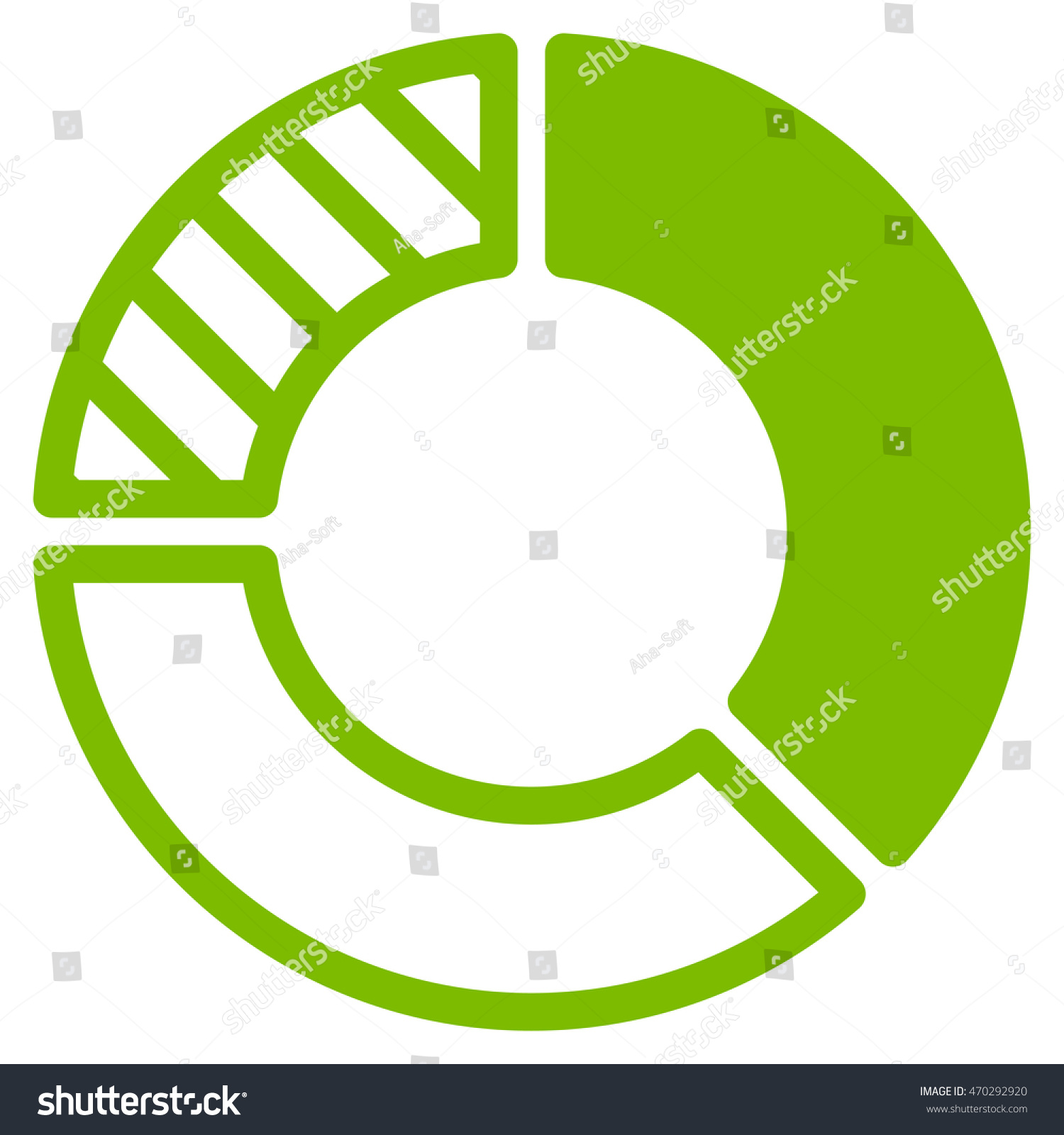 Pie chart angles choice image free any chart examples pie chart angles gallery free any chart examples pie chart icon vector style flat stock vector nvjuhfo Images