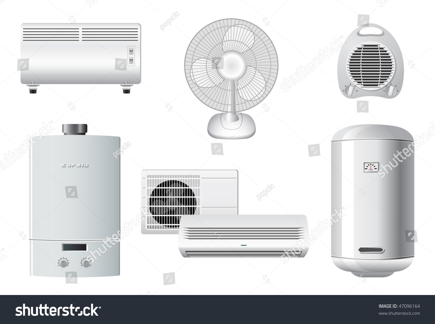 Heating and Air Conditioning (HVAC) terms for getting high