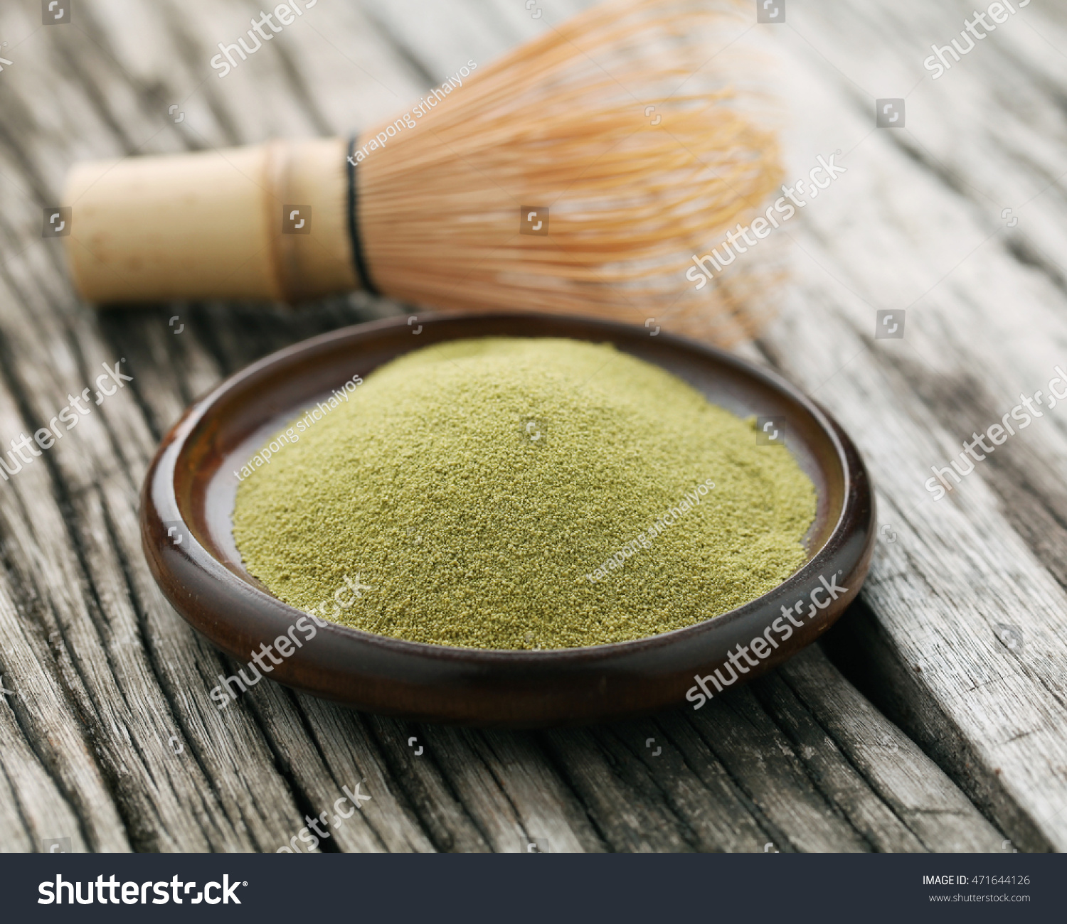 how to make matcha tea with bamboo whisk