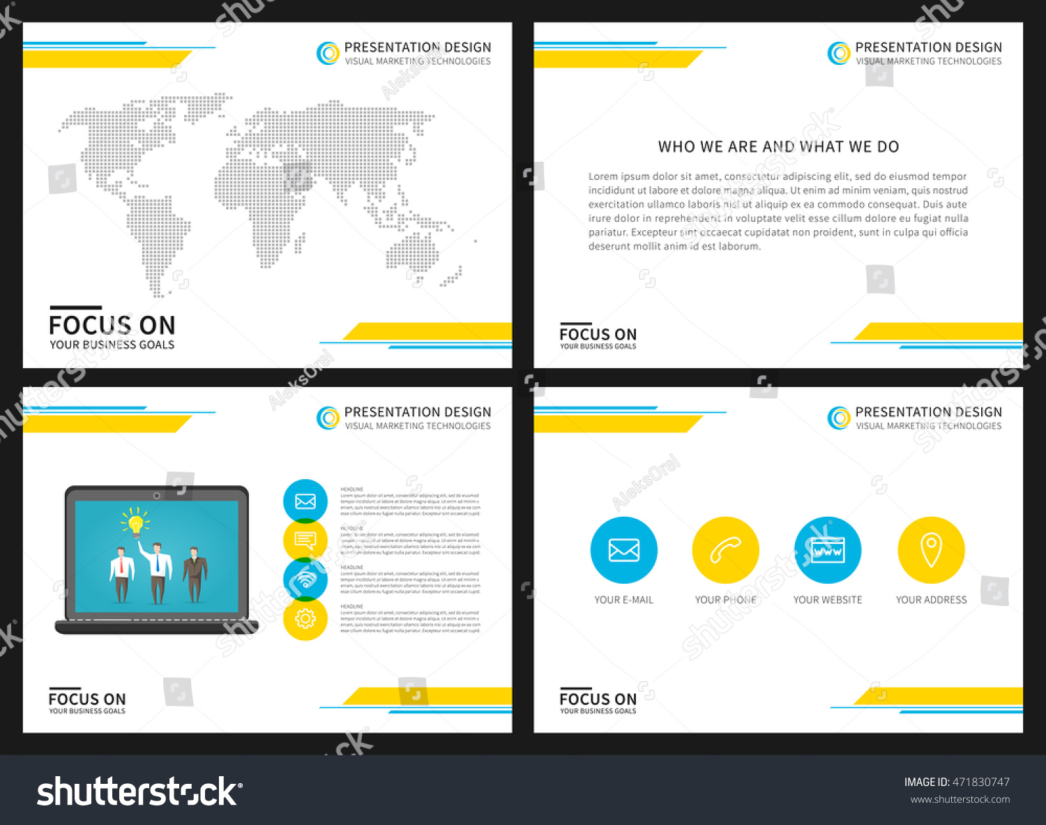 presentation vector layout corporate documents annual stock vector presentation vector layout for corporate documents annual report business proposal book cover