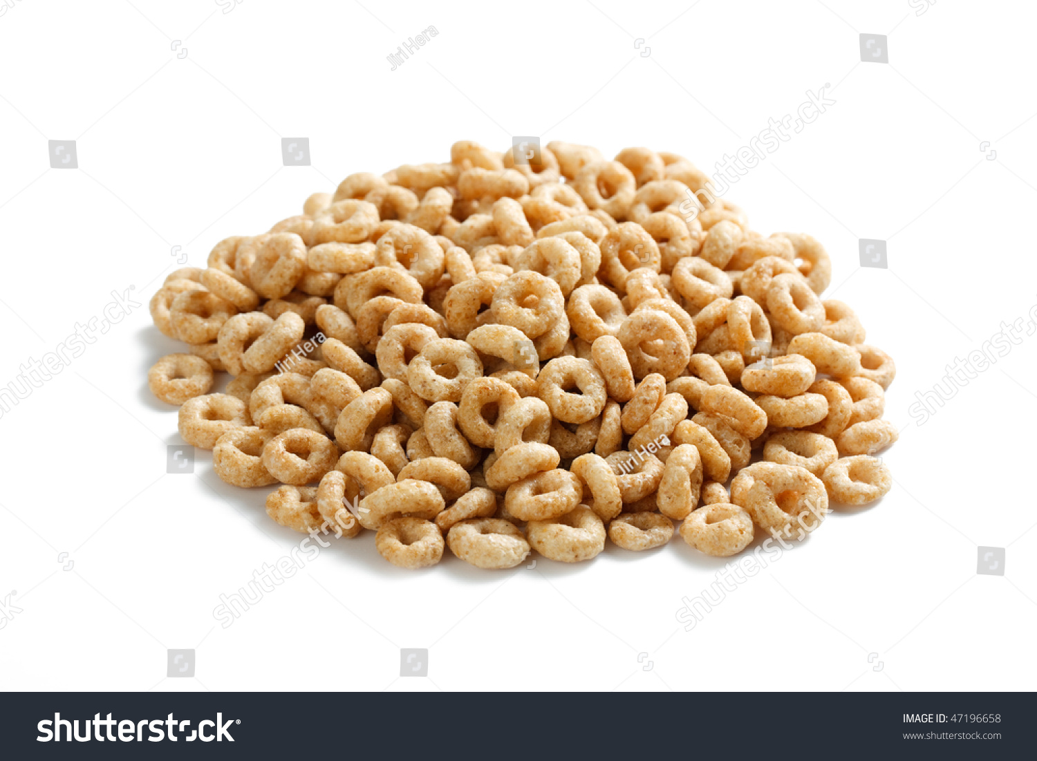 Healthy Cereal Rings Stock Photo 47196658 Shutterstock