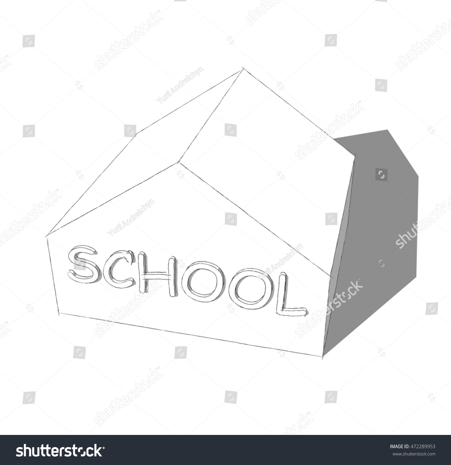 Schematic Icon Stock Illustration 472289953 - Shutterstock