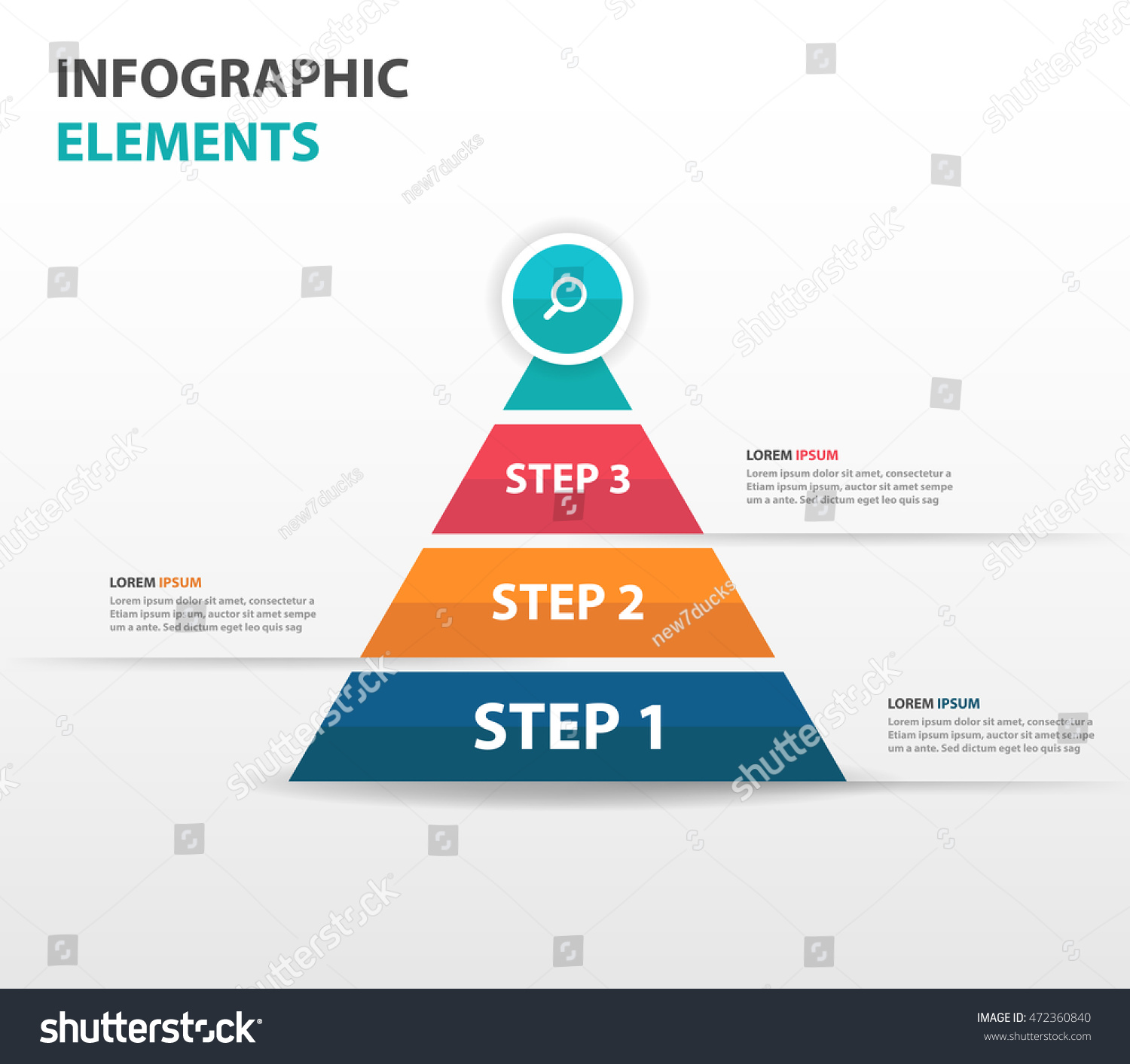 Egyptian pyramid template elioleracom car exploded view pyramid powerpoint template gallery templates example free download stock vector abstract pyramid arrow business infographics elements toneelgroepblik Images