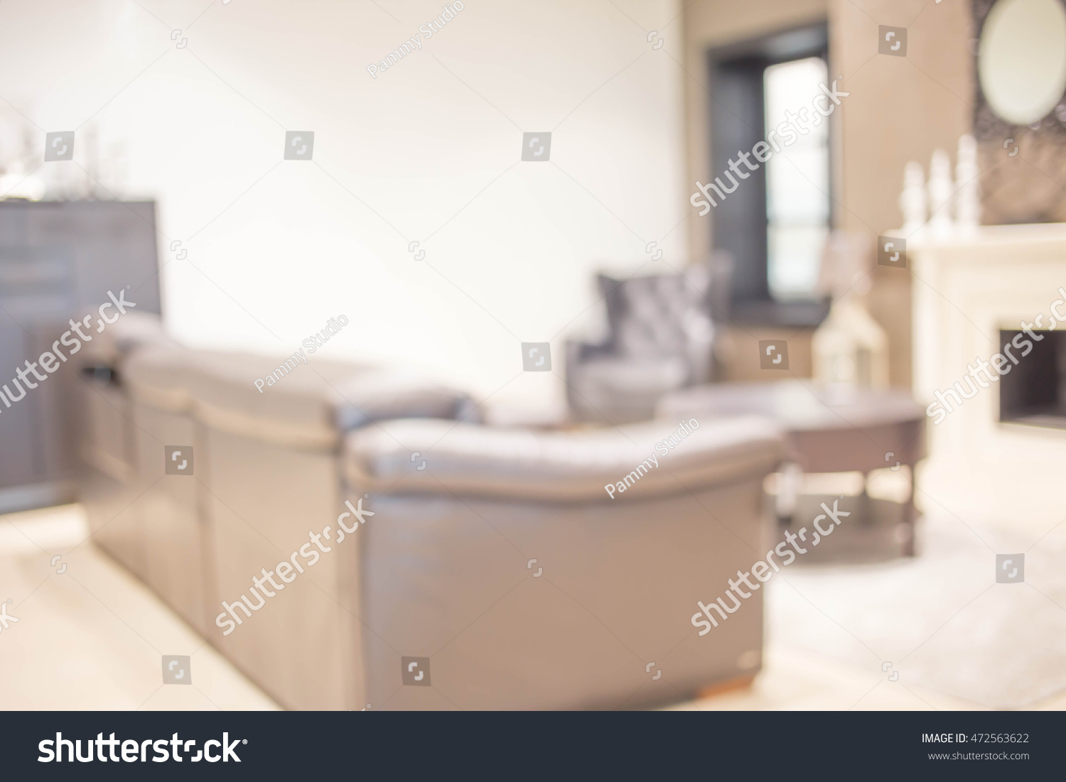 Abstract Blur Living Room Background Preview Save To A Lightbox