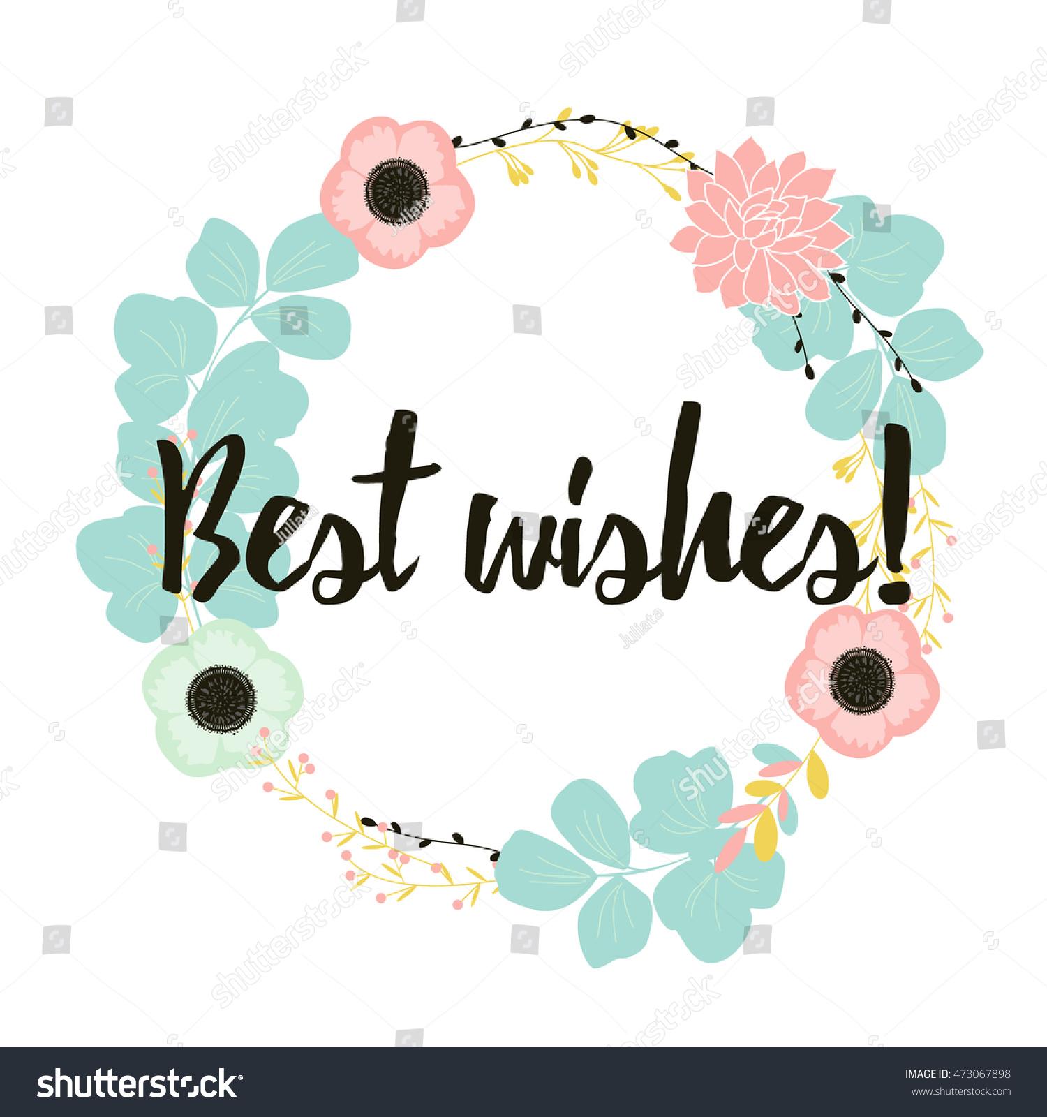 Template Wish Card