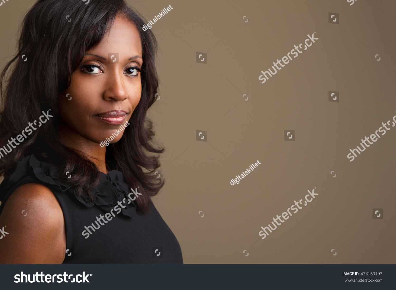 Mature women Beautiful black