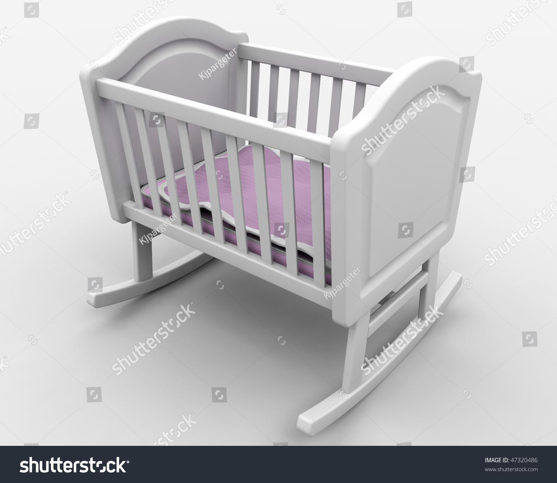 Baby cribs rocking - Rocking Crib For New Born Baby Girl