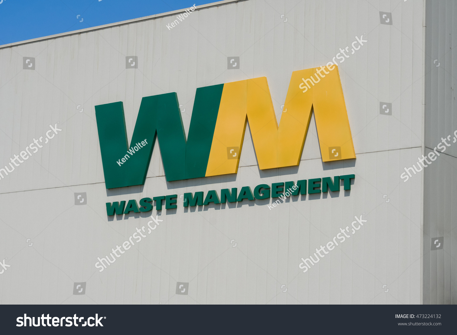 Inrwindale Causa August 20 2016 Waste Stock Photo 473224132 Shutterstock