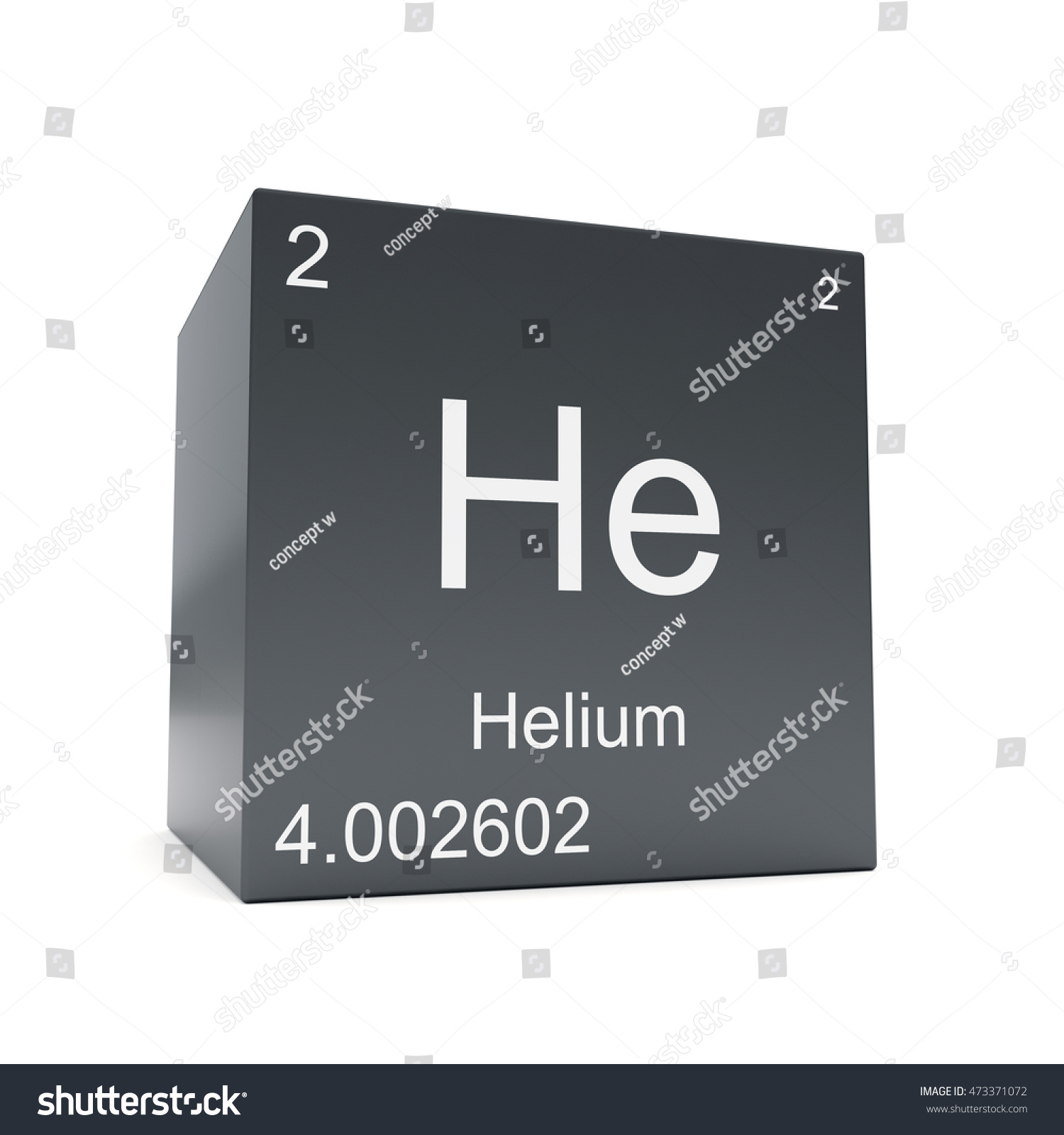 Helium chemical element symbol periodic table stock illustration helium chemical element symbol from the periodic table displayed on black cube 3d render gamestrikefo Images