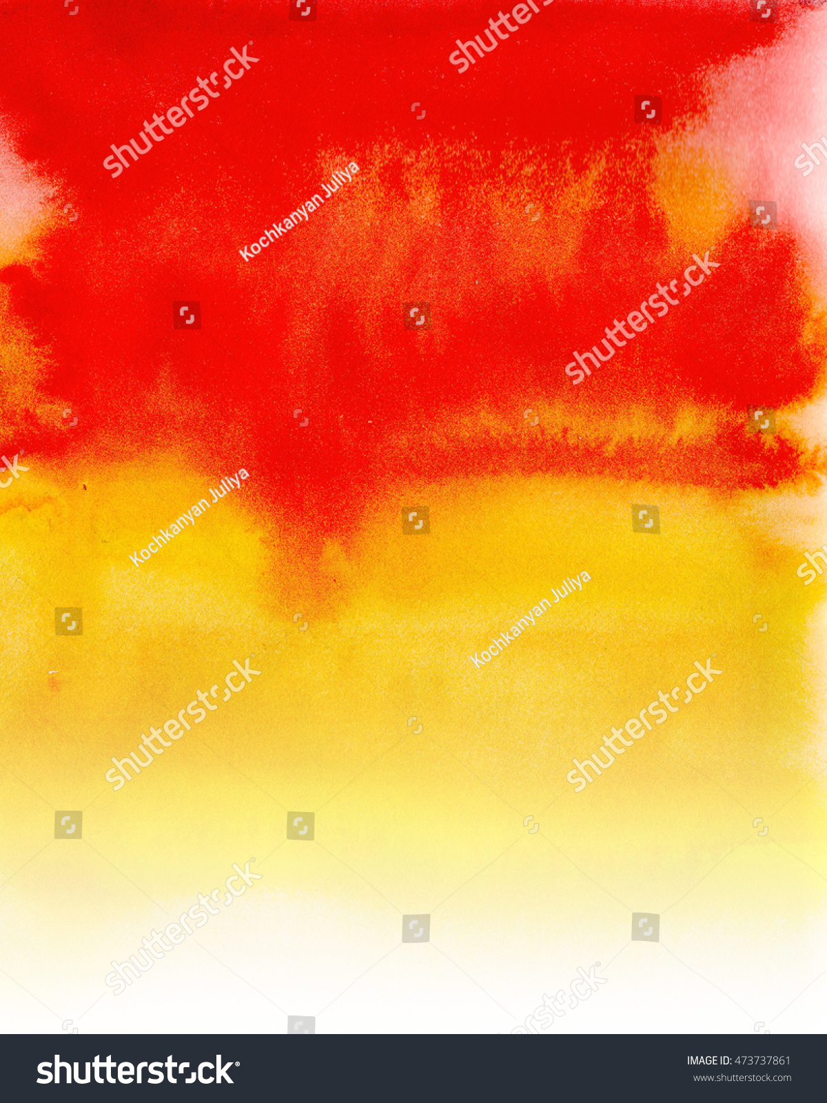Ombre Watercolor Backgrounds Watercolor Background Textures Stock ...