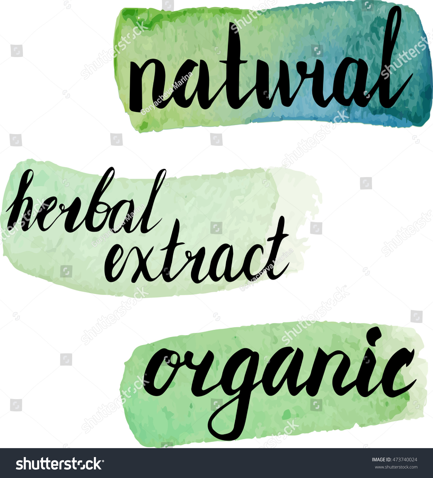 recipe: organic herbal extracts [39]