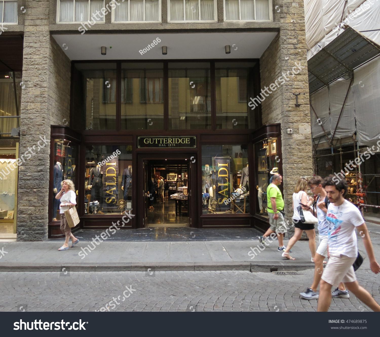 Circa clothing store