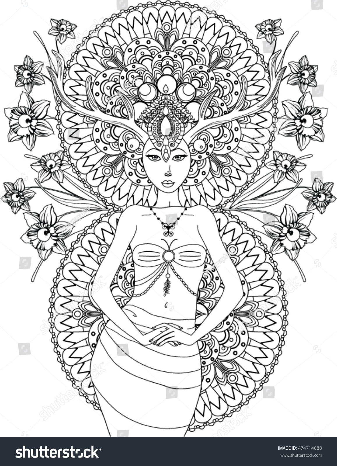 India coloring pages for adults - Galerry India Coloring Pages For Adults