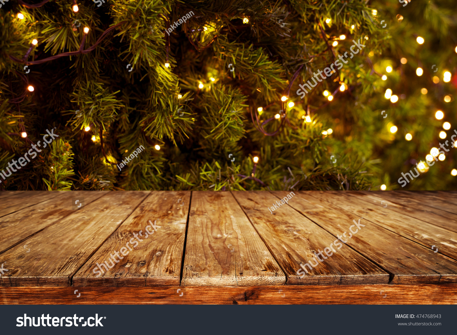 christmas new year background empty dark stock photo (royalty free