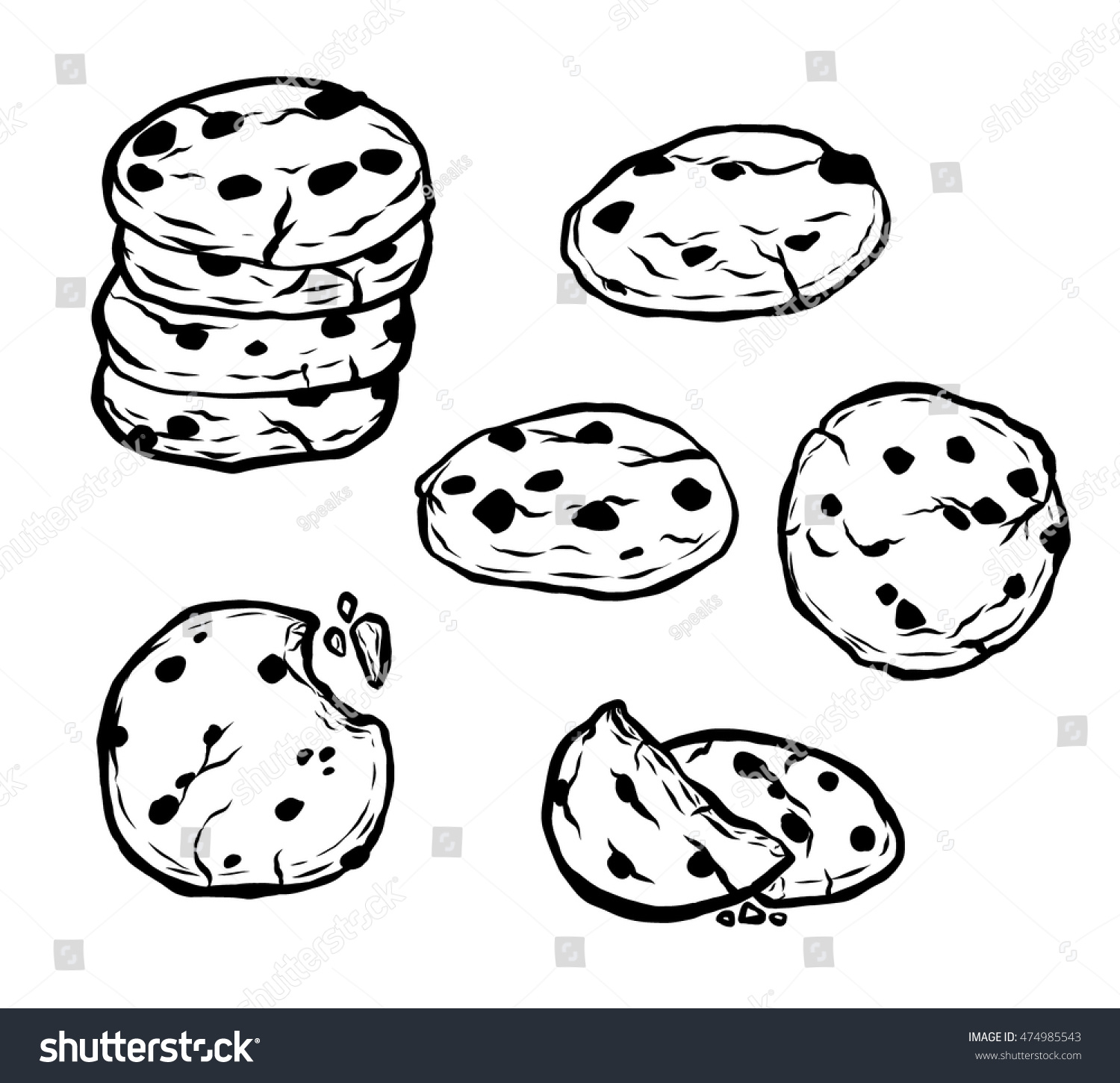 White Chocolate Chips Food Coloring