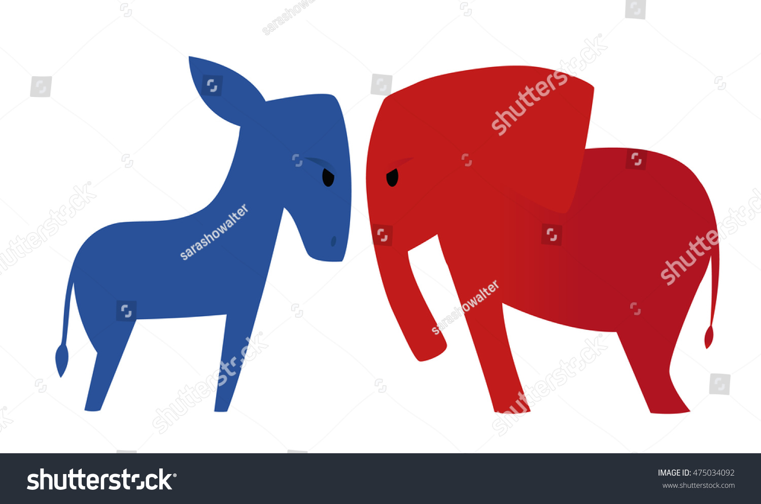 the donkey versus the elephant The elephant (and donkey) in the room is the fact that we've let the elephant and the donkey into the room, the church now, you might be.