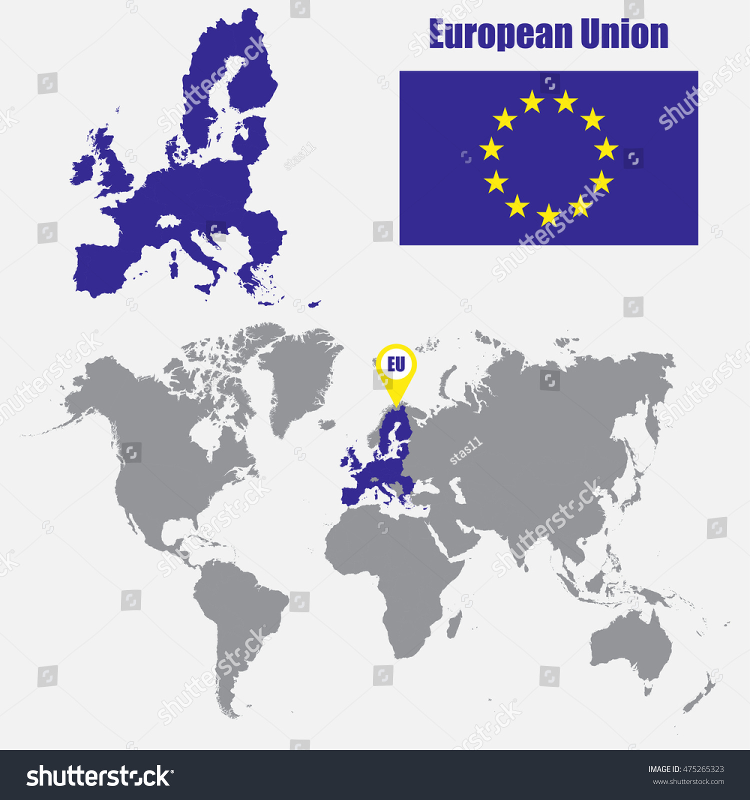 world geography european union and