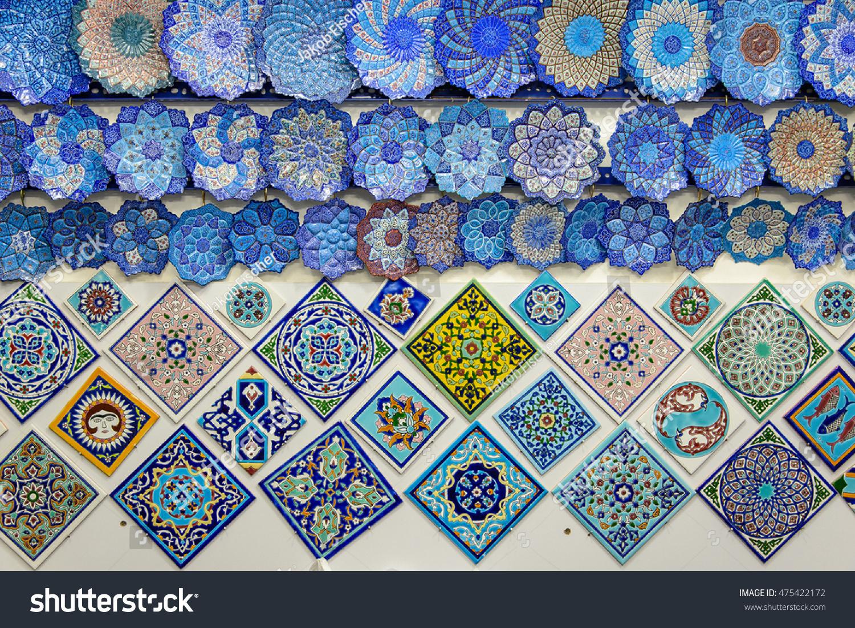 How do souvenirs in Iran