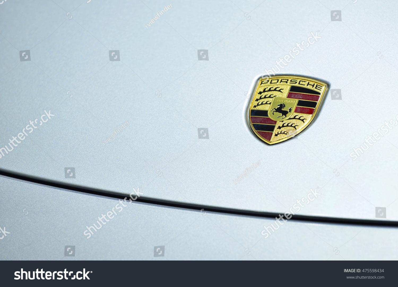 Bangkok Thailand August 26 Porsche Car Stock Photo Edit Now