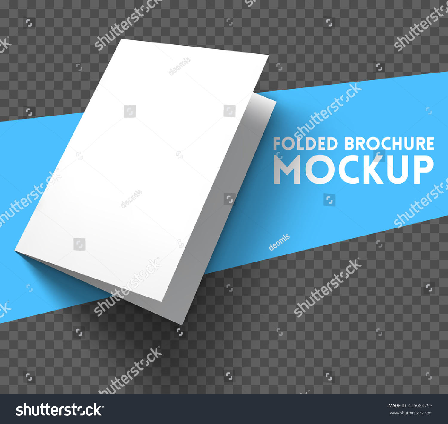 Magazine Booklet Postcard Flyer Business Card Stock Vector ...