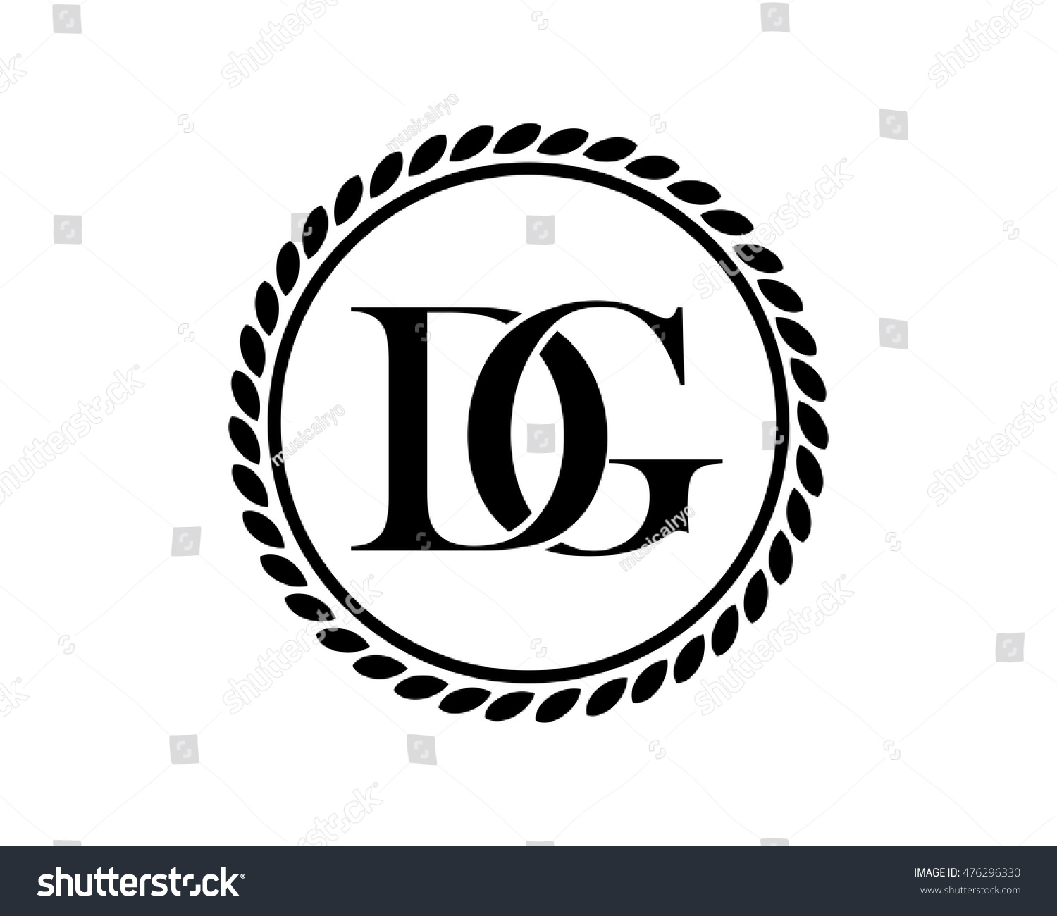 d g black initial letter typography stock vector royalty free Gray G Logo d and g black initial letter typography typeface typeset logotype alphabet image vector icon
