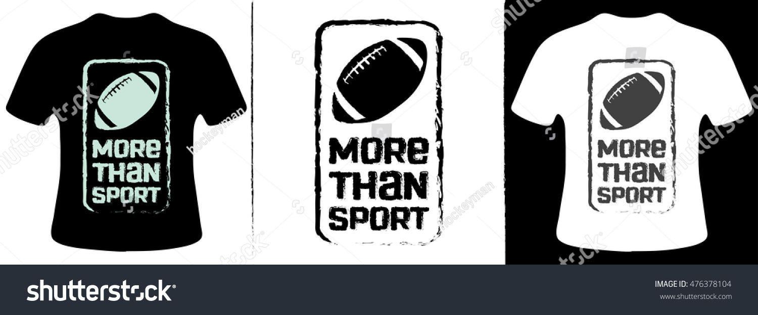American Football T Shirt Design   Football T Shirt Design Ideas