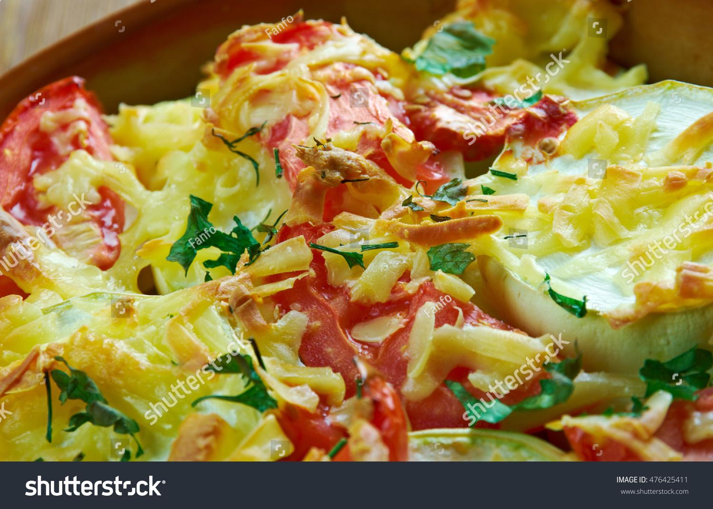 Peynirli Kabak Tarifi