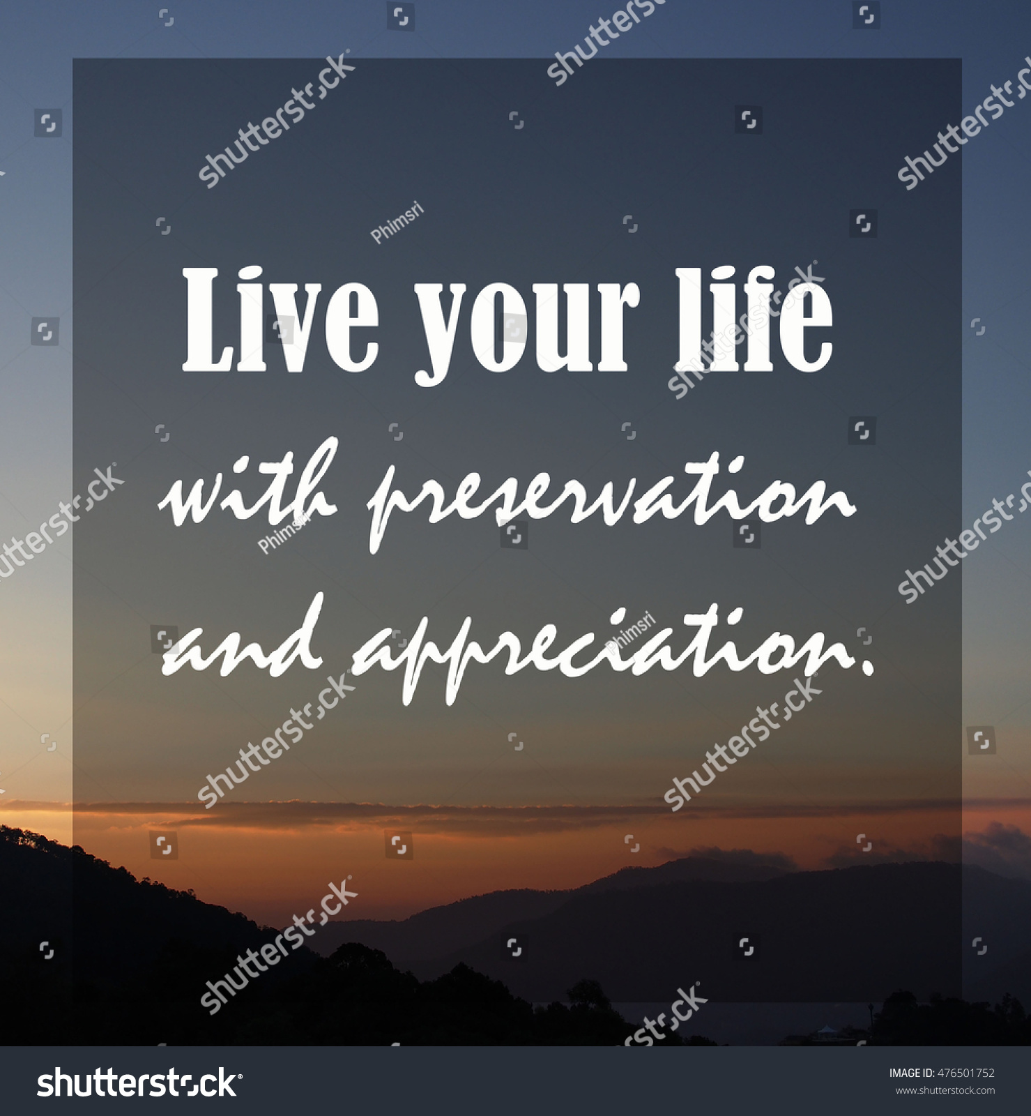 Life Quotes Inspiration Life Quotes Inspirational Quote Motivational Background Stock