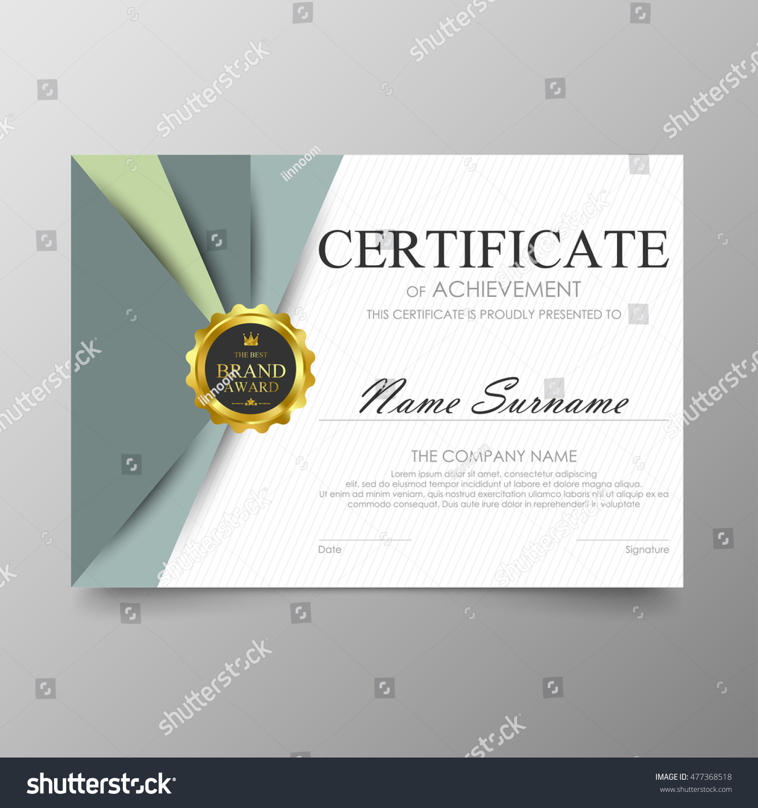 Free company share certificate template mandegarfo free company share certificate template yelopaper Gallery