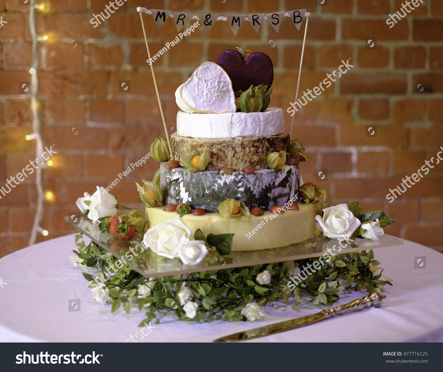 5 tiered cheese wedding cake tiered cheese wedding cake stock photo 477716125 10456