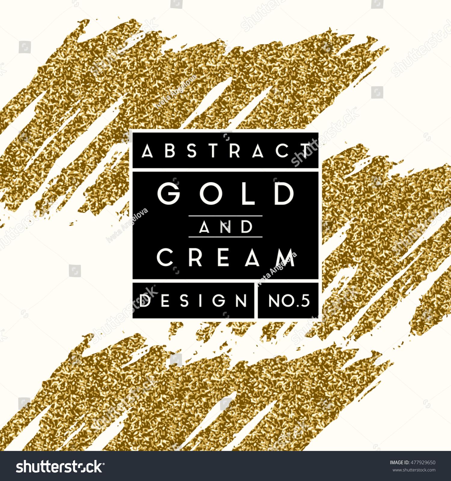 Abstract design gold glitter shapes on stock vector 477929650 abstract design gold glitter shapes on stock vector 477929650 shutterstock stopboris Choice Image