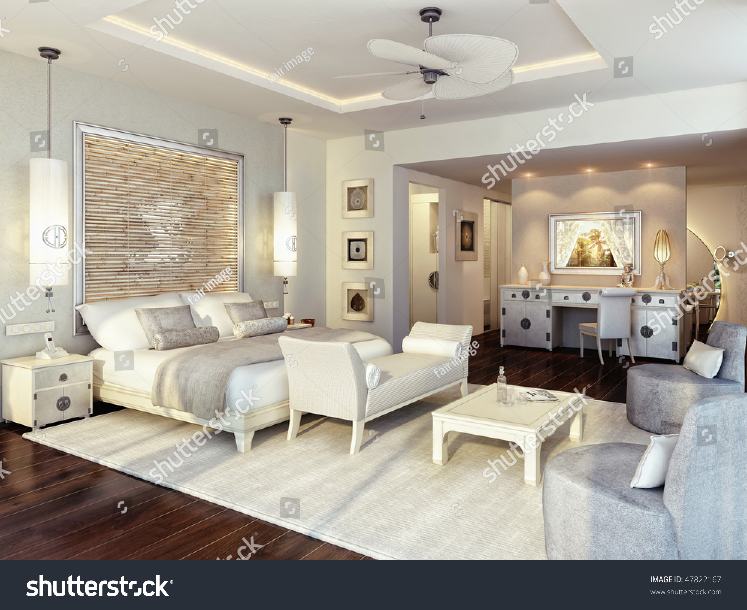 Hotel Room Design Room Hotel Stock Illustration 47822167 - Shutterstock