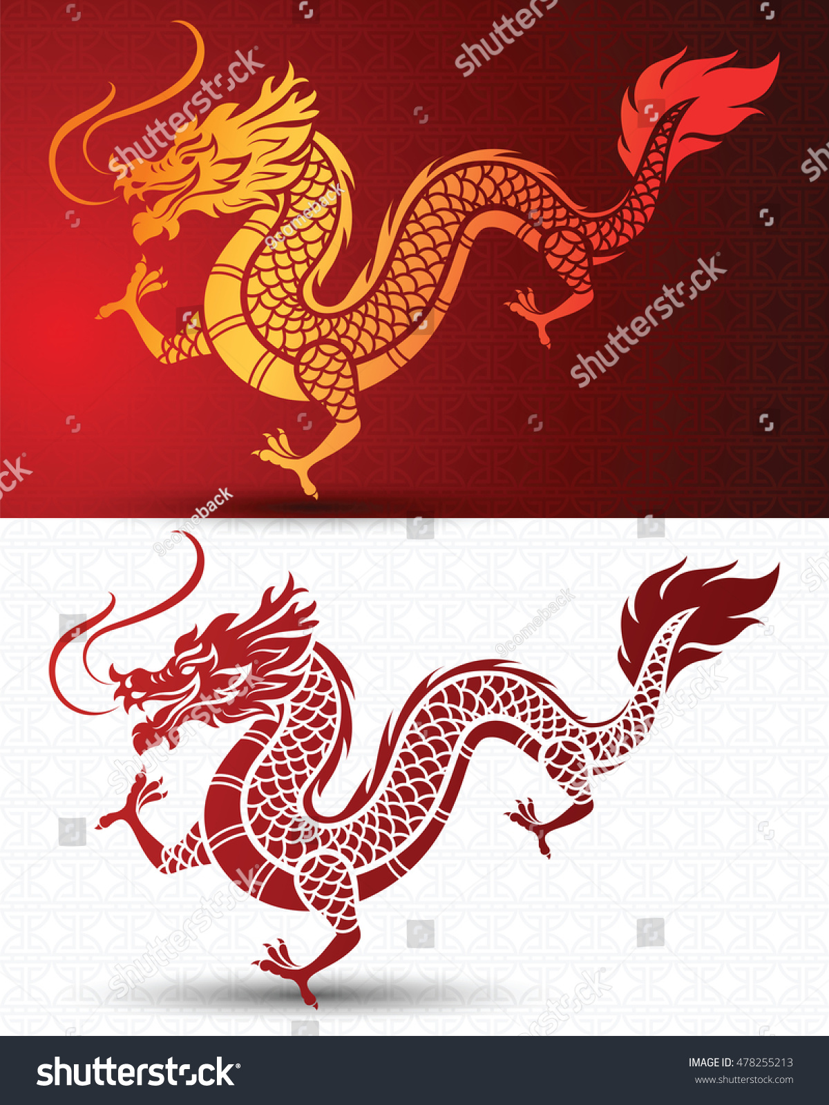 Illustration traditional chinese dragon vector illustration stock illustration of traditional chinese dragon vector illustration buycottarizona Choice Image