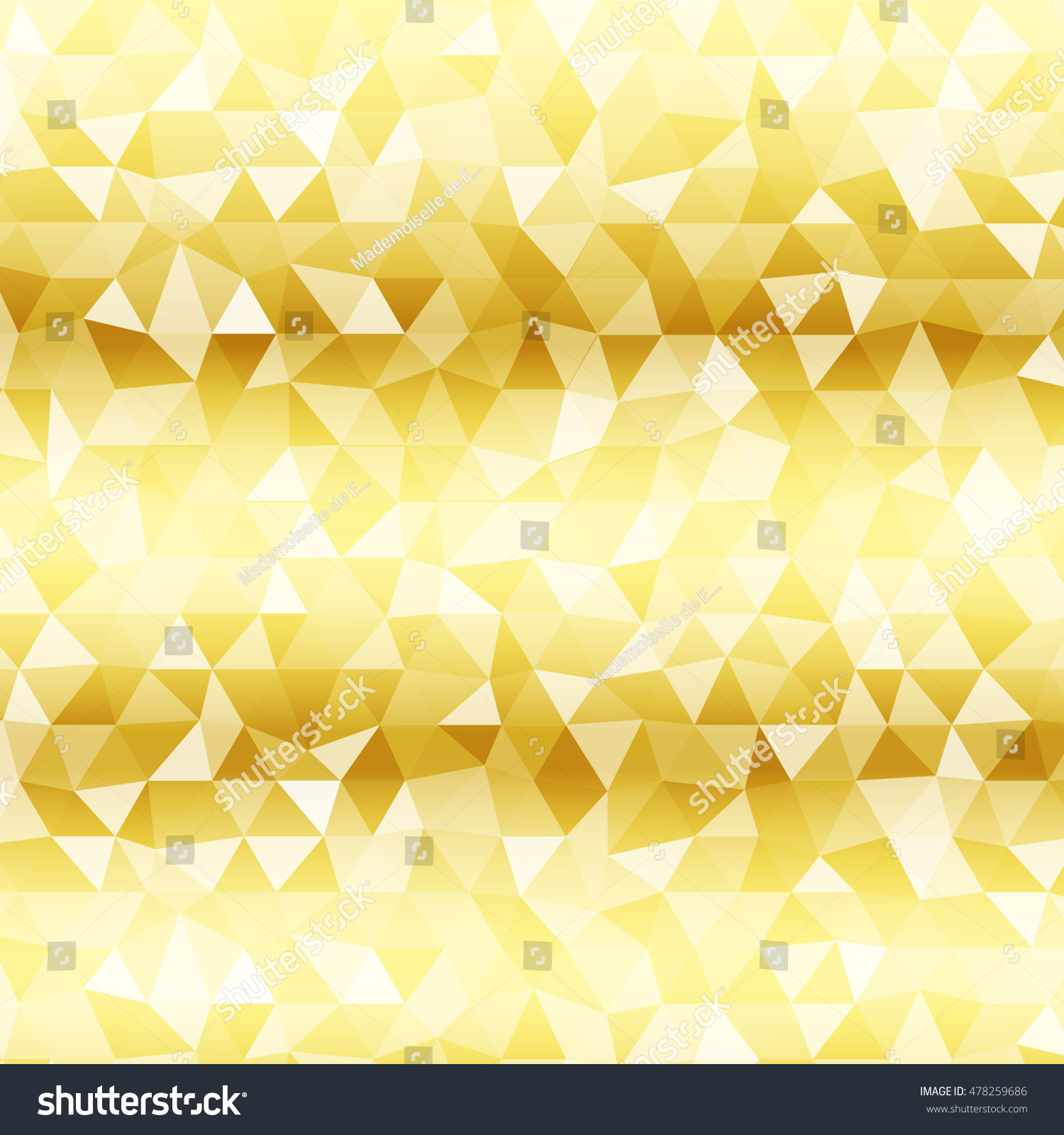 polygon background yellow gold color vector stock vector 478259686 polygon background yellow gold color vector illustration square banner to implement your design