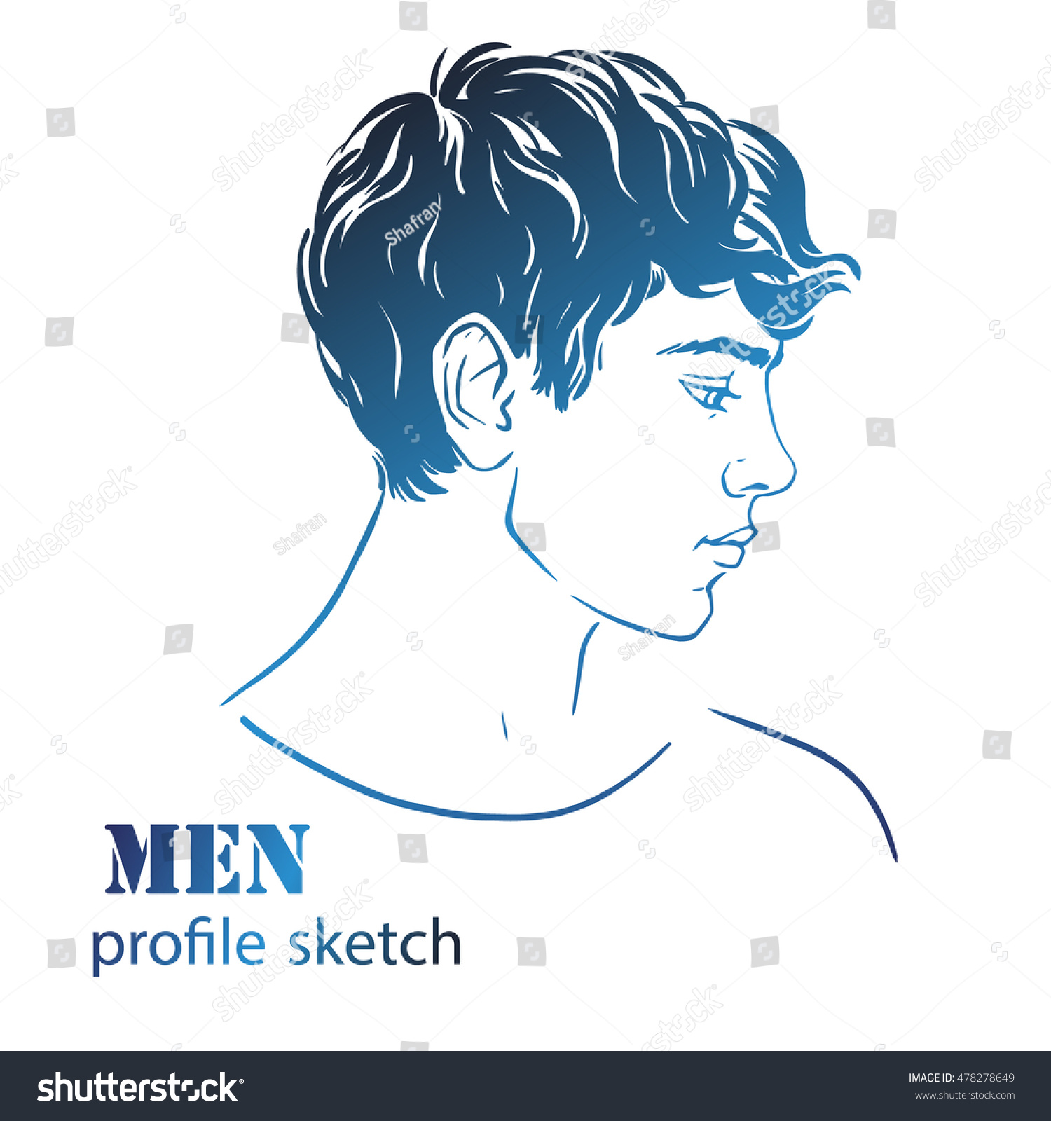 94 Male Curly Hairstyles Drawing Ill Admit Adam Parrish
