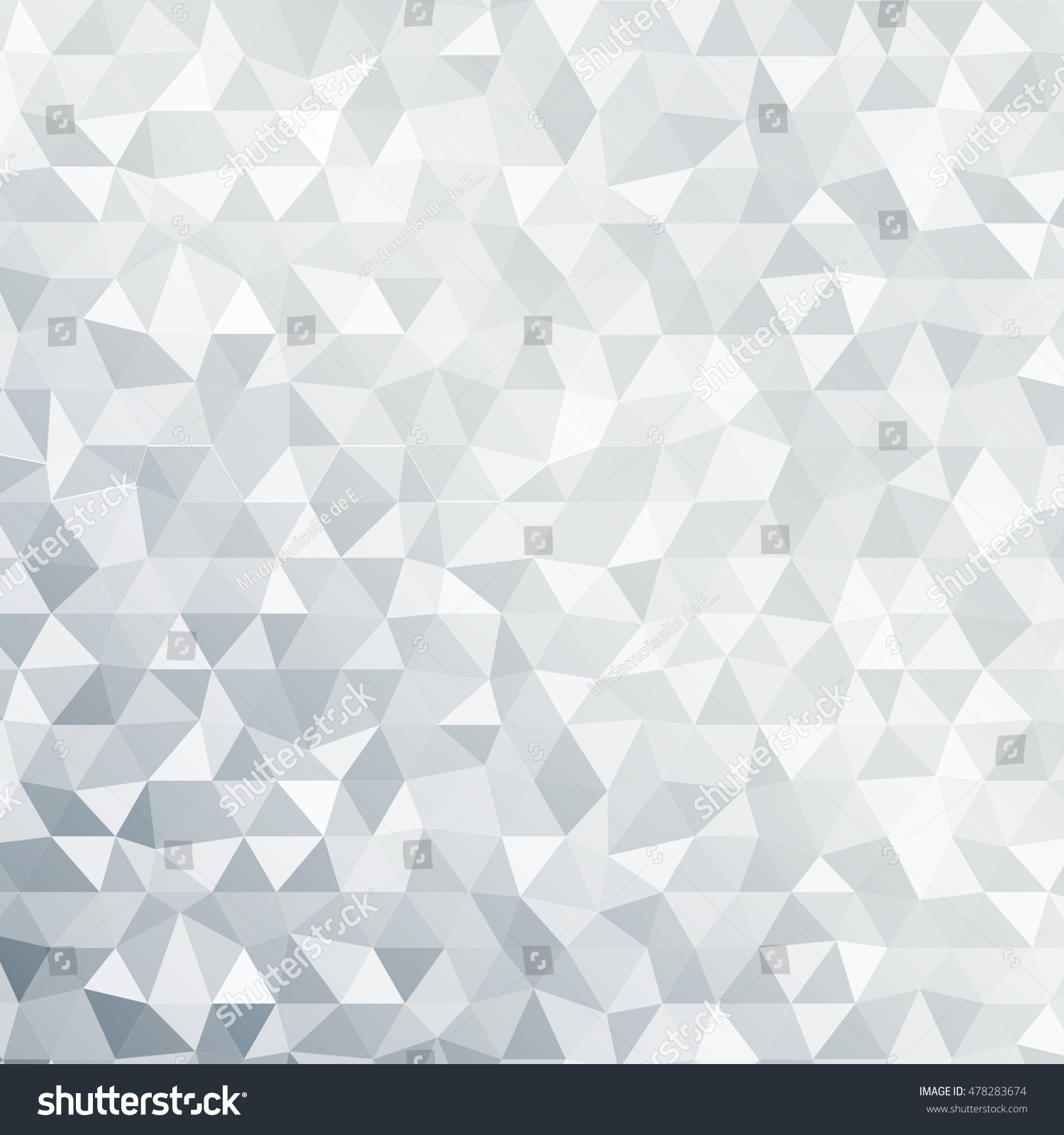 royalty polygon background silver color stock polygon background silver color vector illustration square banner to implement your design ideas business subjects successful presentations