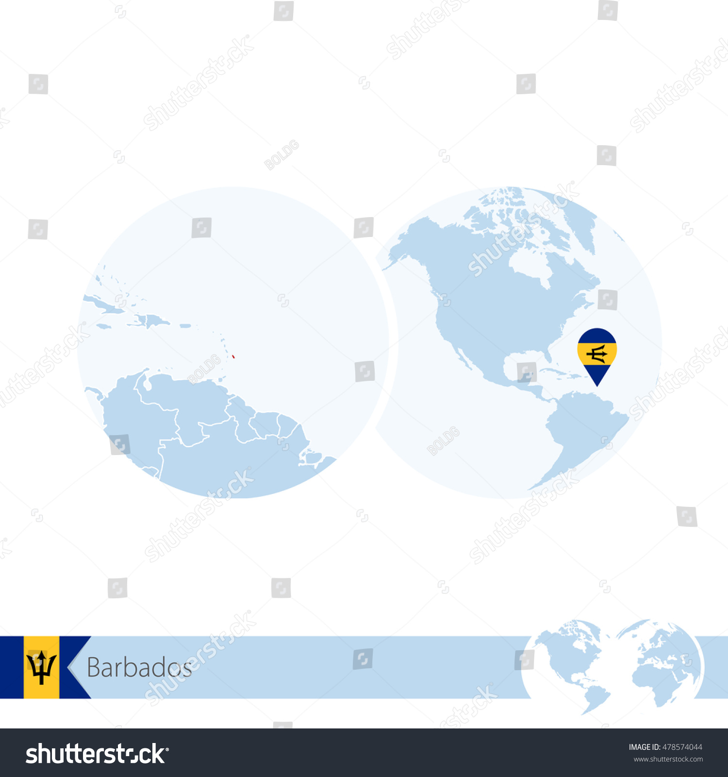 Where Is Barbados Located On The World Map Surf Blog Barbados Surf Spots Christ Church Maps And Orientation Christ Church Barbados Barbados Fans Share Barbados Maps Maps Of Barbados Flat World Map