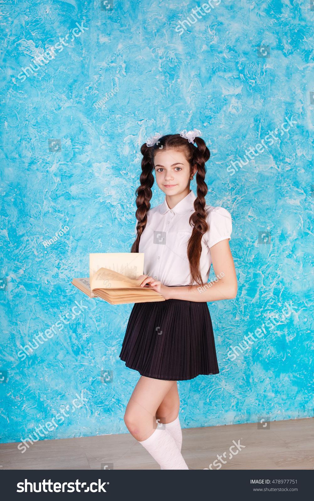 8acc852bba Young beautiful teen girl, teenager,… Stock Photo 478977751 - Avopix.com