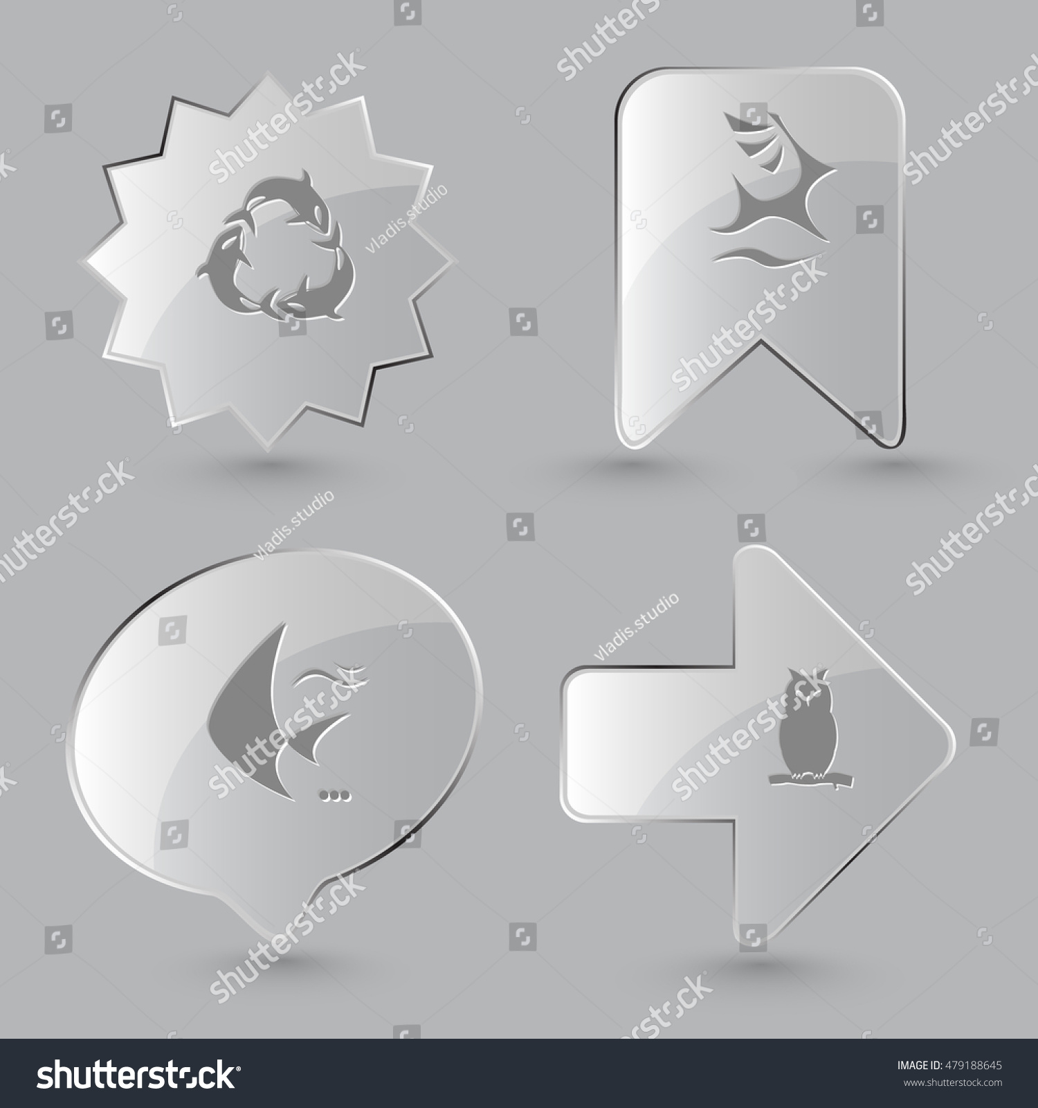 4 images killer whale recycling symbol stock vector 479188645 4 images killer whale as recycling symbol deer fish owl animal biocorpaavc Choice Image