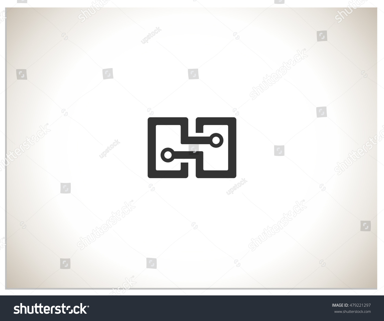 Isolated vector icon logo sign symbol stock vector 479221297 isolated vector icon logo sign symbol which consists of two mobile devices that are connected buycottarizona