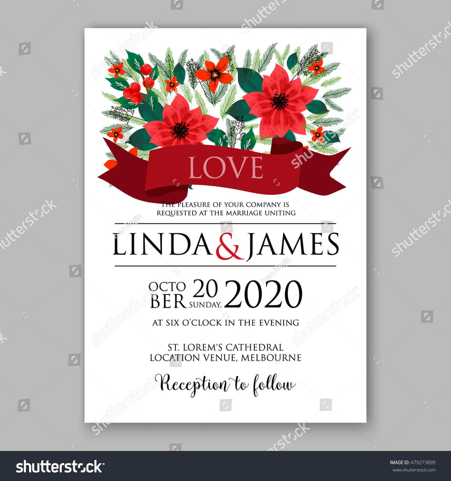 Modern Wedding Invitations Evening Reception Inspiration ...