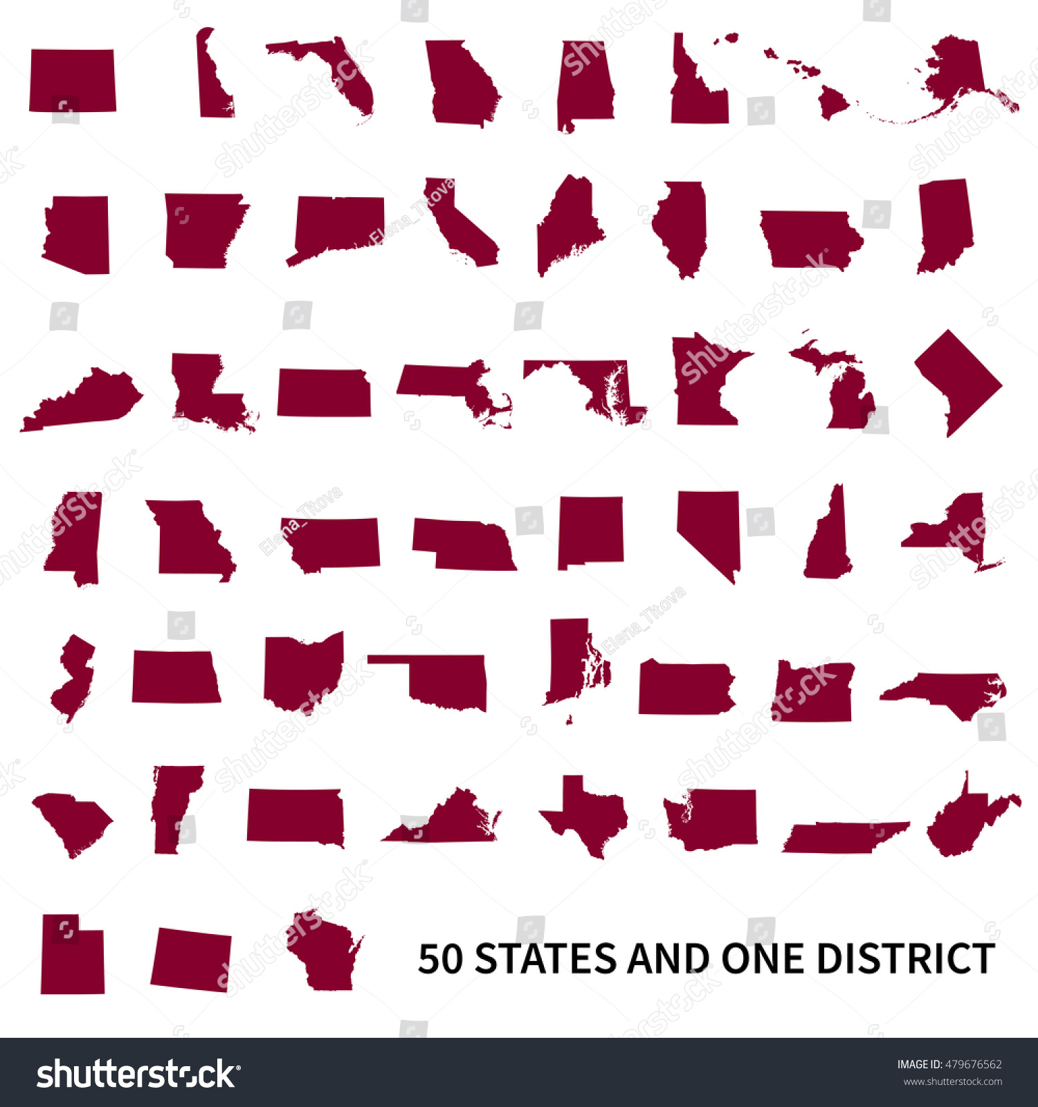 Blank States Map Salt Palace Map - Show me the united states of america