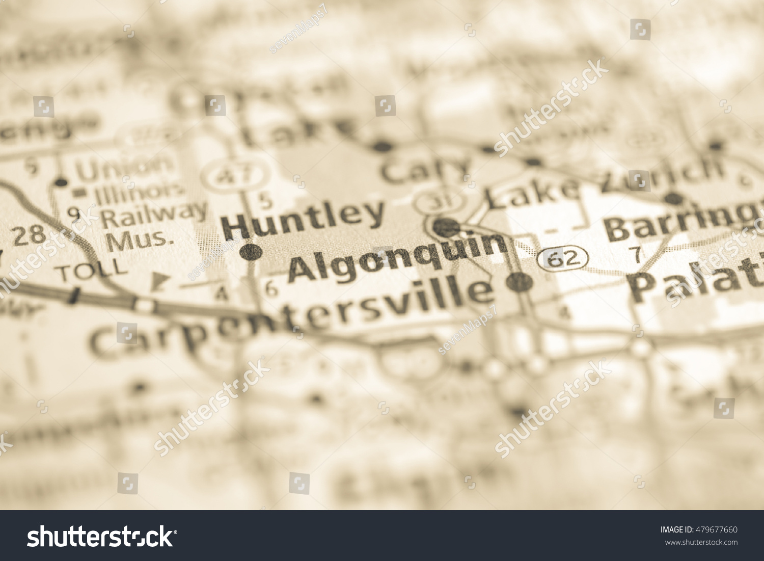 Algonquin Illinois Usa Stock Photo Edit Now 479677660 Shutterstock