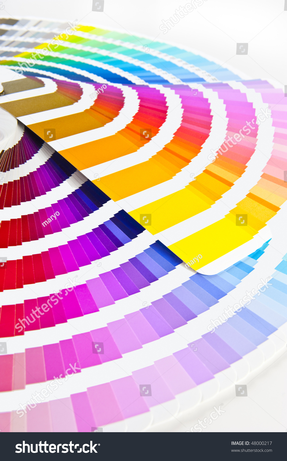 Color chart pantone colour formula guide stock photo 48000217 color chart pantone colour formula guide focus on the front nvjuhfo Gallery