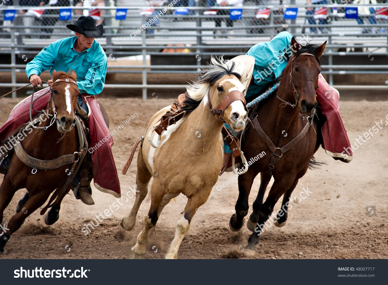 Apache Junction Az February 27 Rodeo Pick Up Men