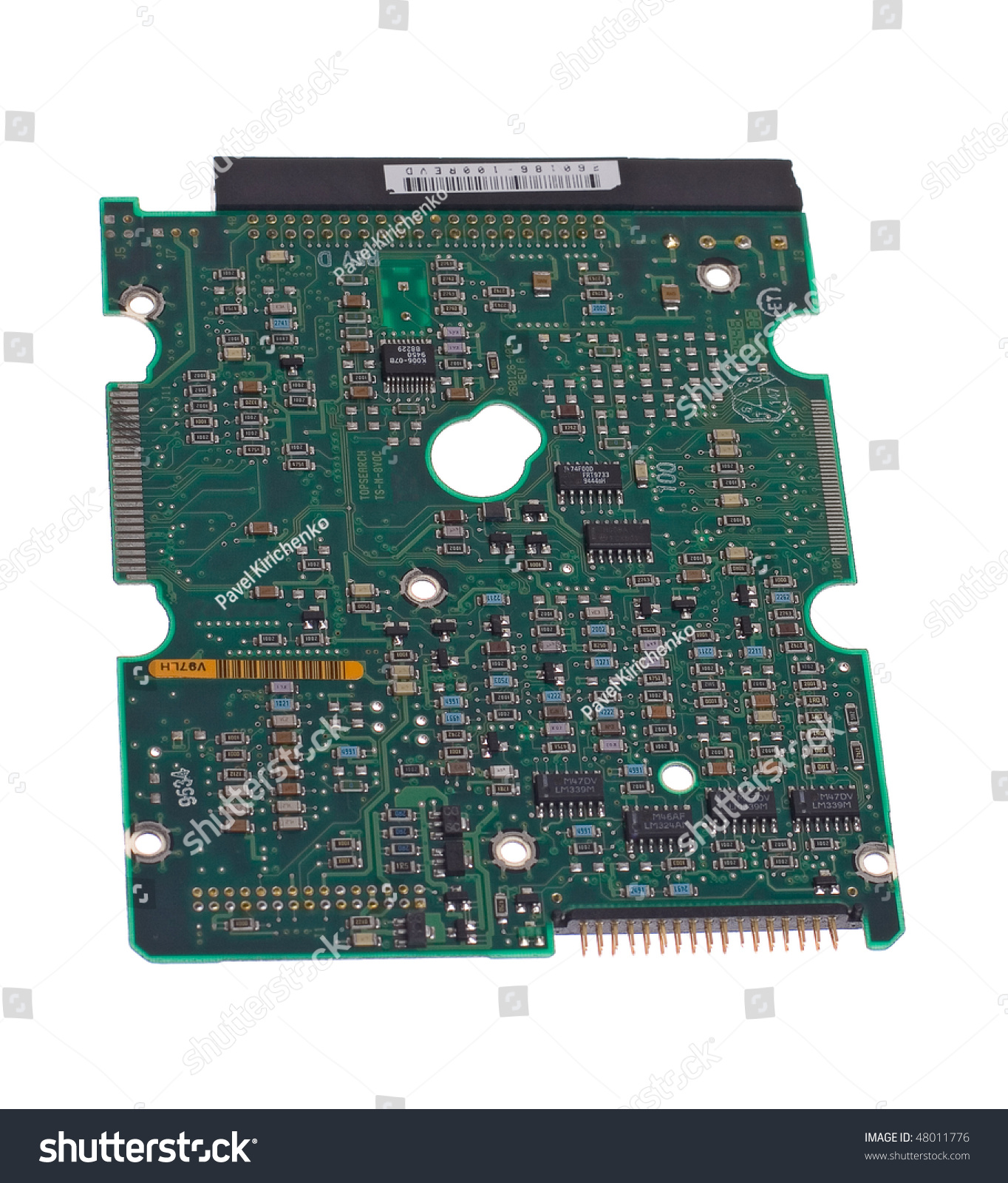 Printed Circuit Board Stock Photo Edit Now 48011776 Shutterstock Photos Images Pictures