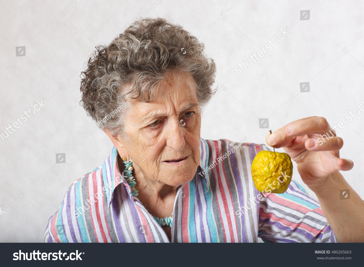 Old Woman Between 70 80 Years Stock Photo (Edit Now) 480265663