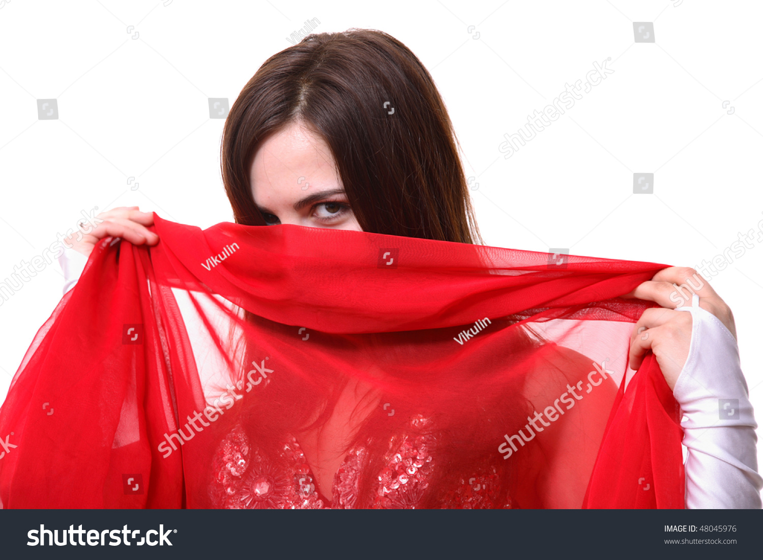 The Red Scarf Girl