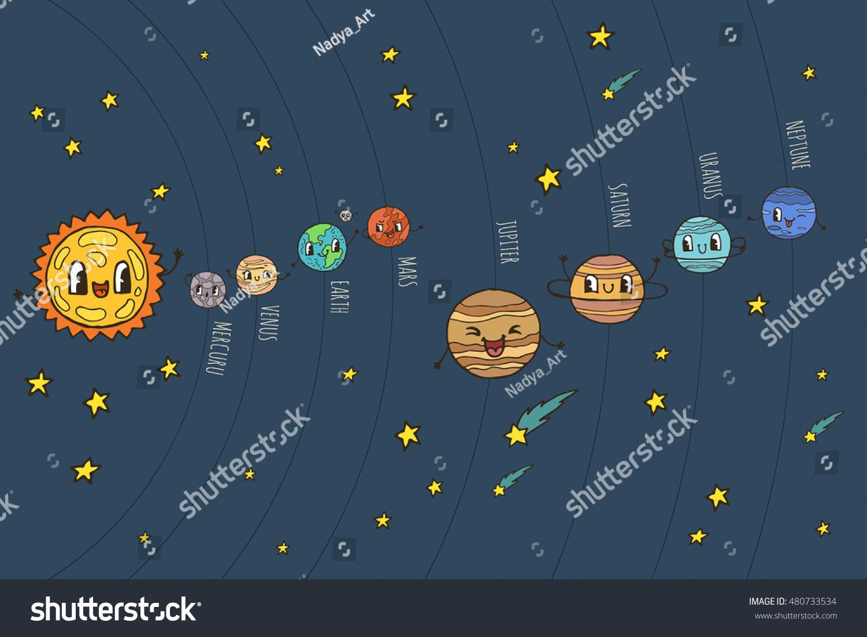 cute solar system sign - photo #17
