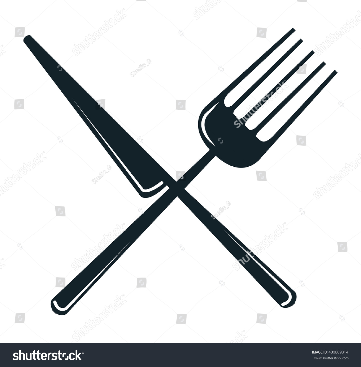 Icon Fork Knife Kitchen Design Part 64